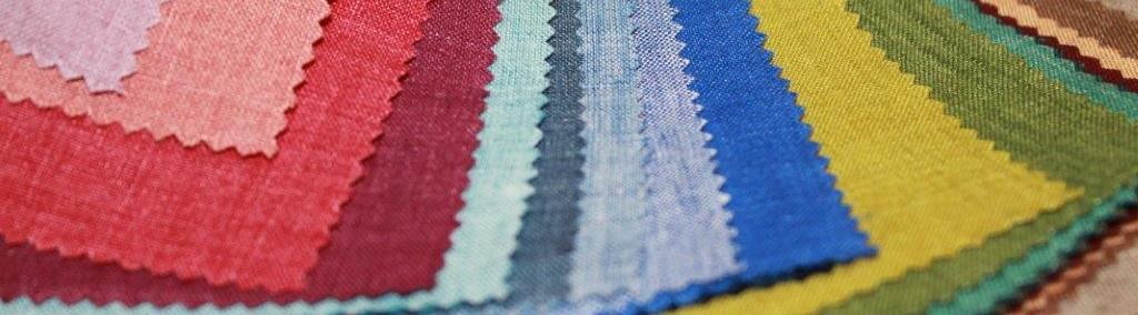 Образцы тканей для пошива костюма