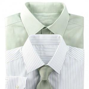 повседневные рубашки с галстуком
